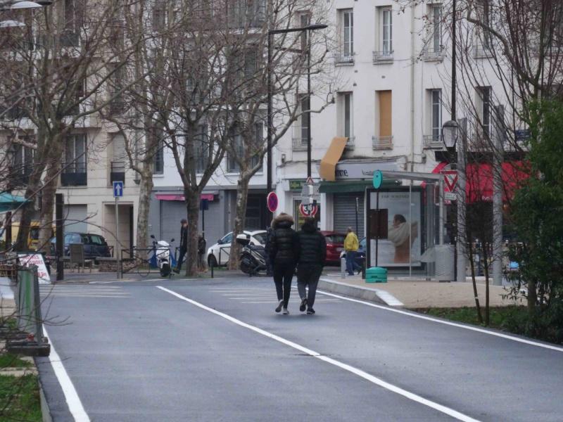 Bus 389 - Clamart - Trapèze - Hôtel de ville Boulogne-Billancourt Dsc00941