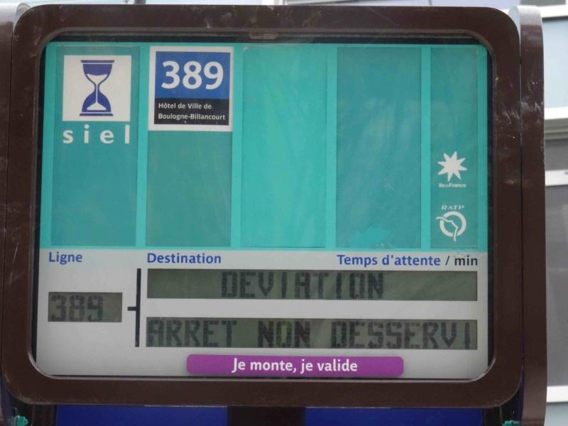 Bus 389 - Clamart - Trapèze - Hôtel de ville Boulogne-Billancourt Dsc01138