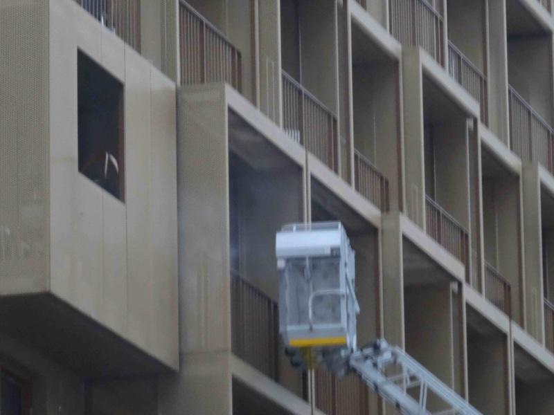 Intervention des pompiers Dsc01364