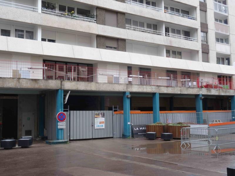 Rénovation du quartier du Pont-de-Sèvres (ANRU) Dsc01418