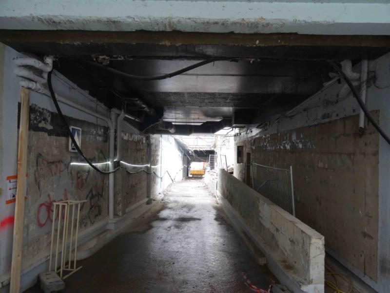Rénovation du passage commercial du quartier du Pont de Sèvres Dsc01424