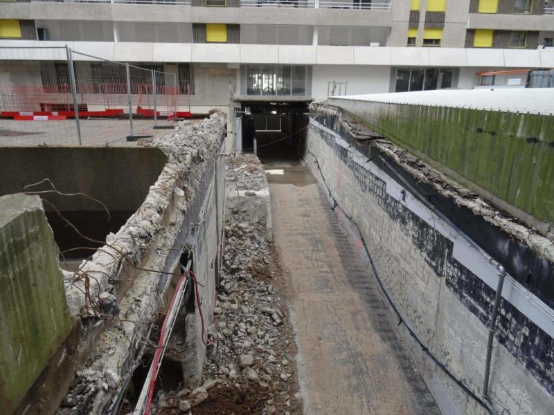 Rénovation du passage commercial du quartier du Pont de Sèvres Dsc01544