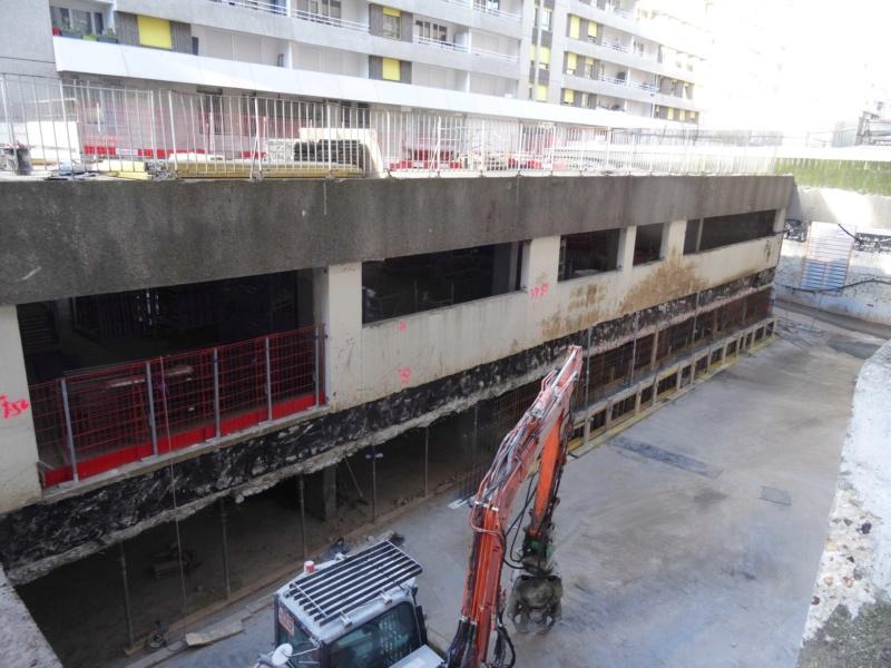Rénovation du passage commercial du quartier du Pont de Sèvres Dsc01718