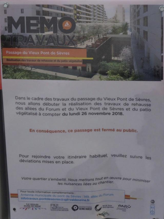Rénovation du passage commercial du quartier du Pont de Sèvres Dsc01720