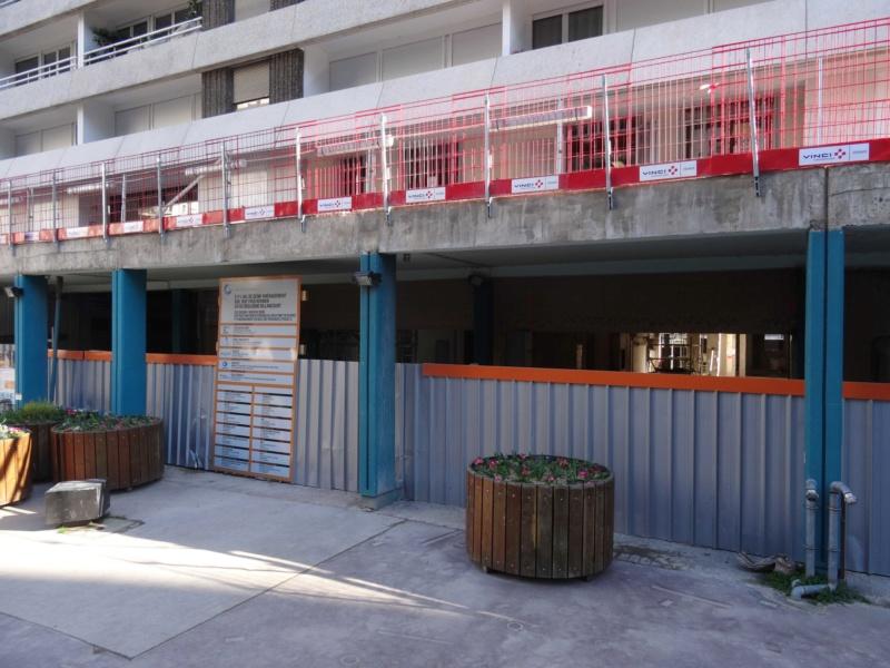 Rénovation du passage commercial du quartier du Pont de Sèvres Dsc02033