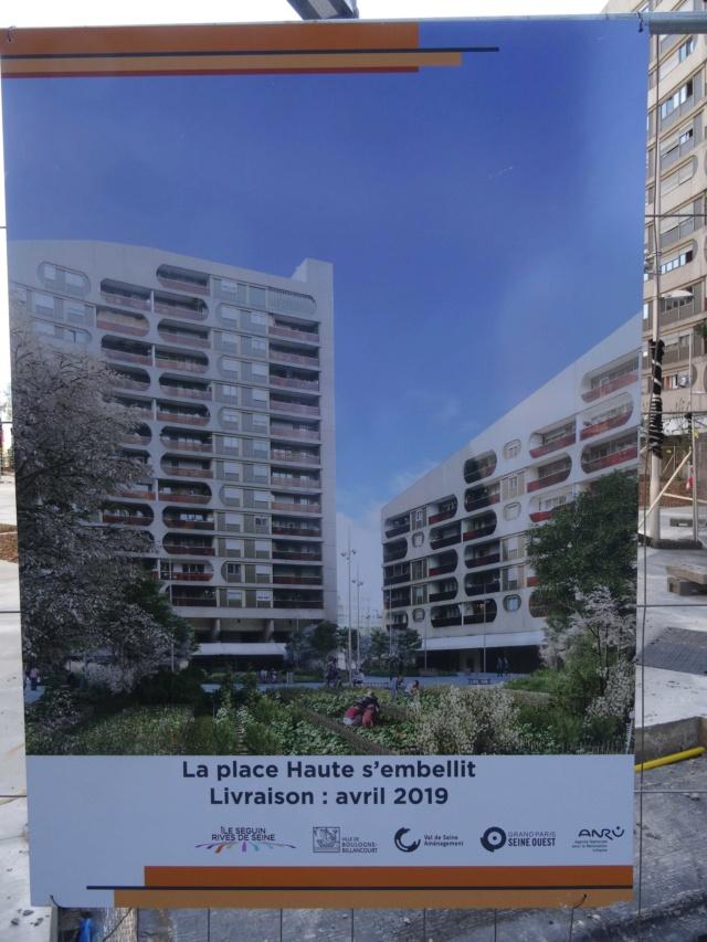 Rénovation du quartier du Pont-de-Sèvres (ANRU) Dsc02338