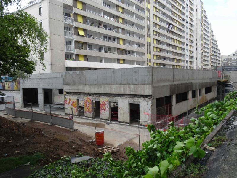 Rénovation du passage commercial du quartier du Pont de Sèvres Dsc02443