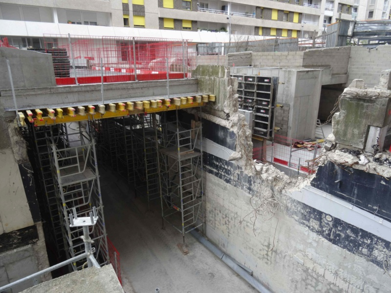 Rénovation du passage commercial du quartier du Pont de Sèvres Dsc02510