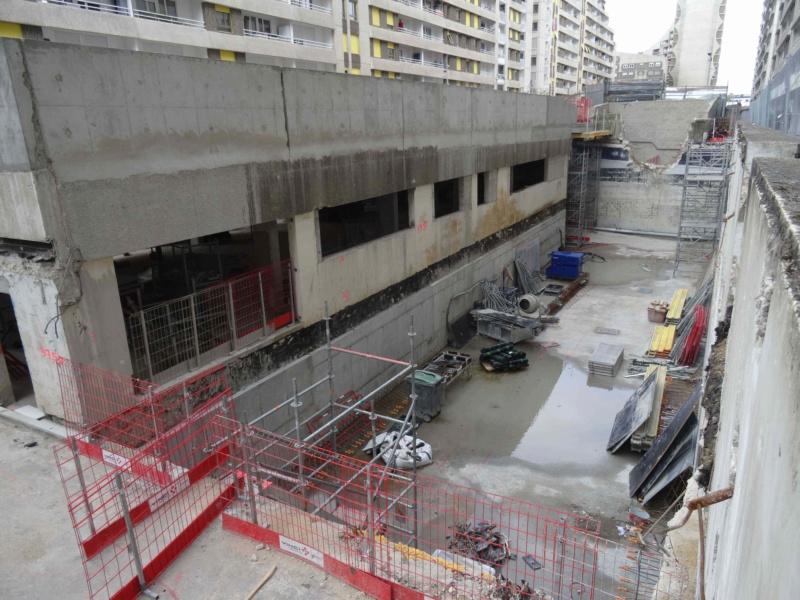Rénovation du passage commercial du quartier du Pont de Sèvres Dsc02511