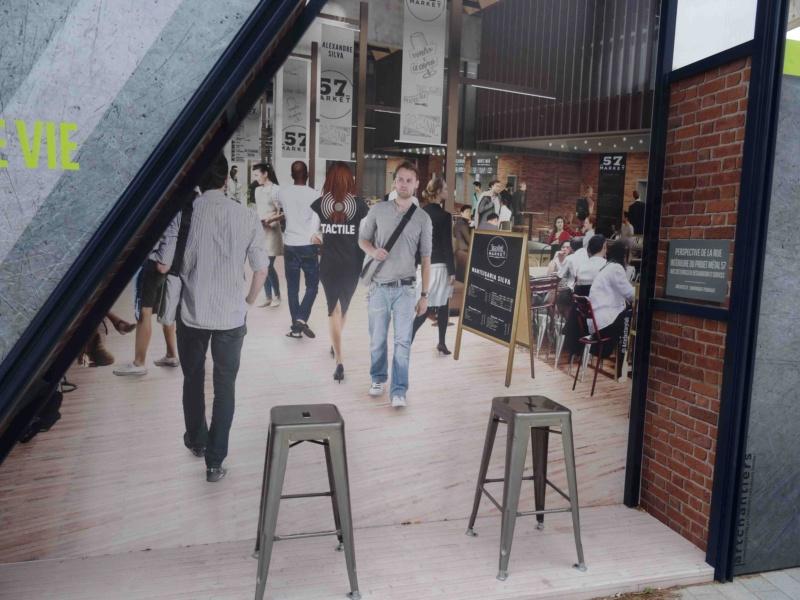 Immeuble Métal 57 (Ex Square Com - 57 Métal) Dsc03113