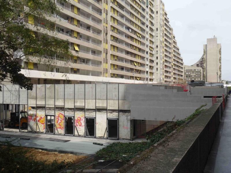 Rénovation du passage commercial du quartier du Pont de Sèvres Dsc03117