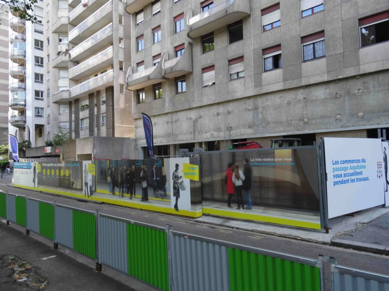 Rénovation du passage commercial du quartier du Pont de Sèvres Dsc03128