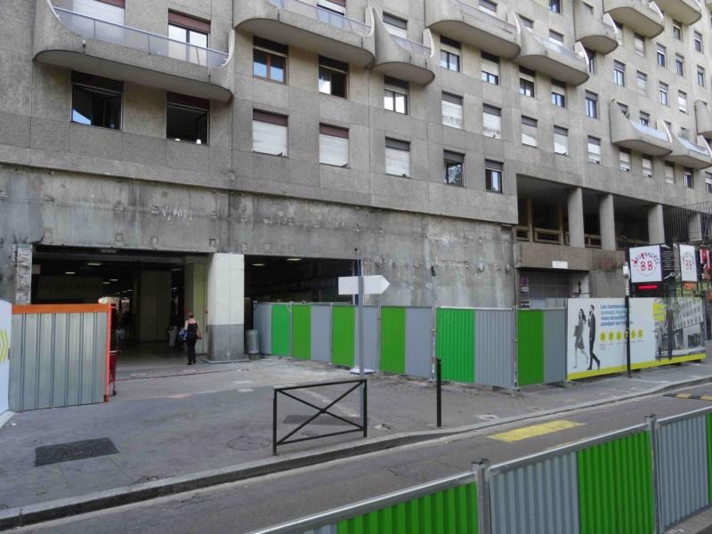 Rénovation du passage commercial du quartier du Pont de Sèvres Dsc03129