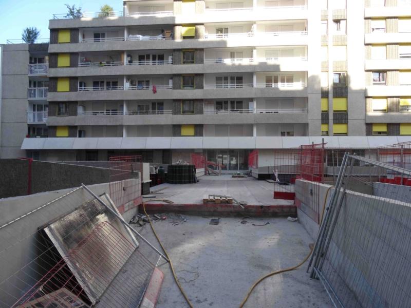 Rénovation du passage commercial du quartier du Pont de Sèvres Dsc03428