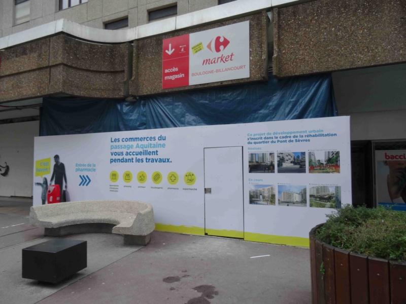 Rénovation du passage commercial du quartier du Pont de Sèvres Dsc03959