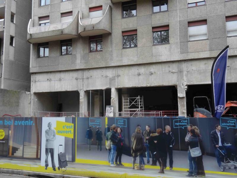 Rénovation du passage commercial du quartier du Pont de Sèvres Dsc04014