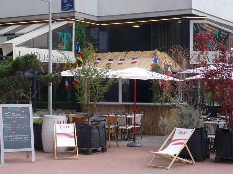 Restaurant La Terrasse Dsc08226