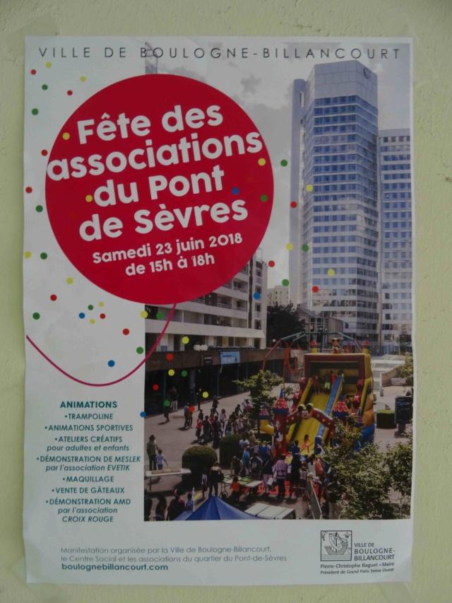 Fête des associations du Pont-de-Sèvres Dsc08414