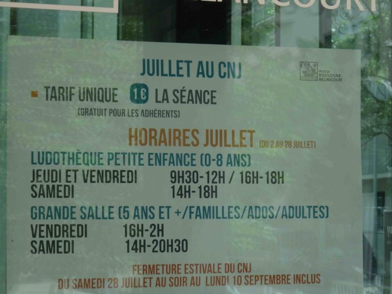 Centre Ludique de Boulogne-Billancourt (CLuBB) Dsc08416