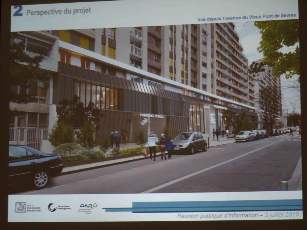 Rénovation du passage commercial du quartier du Pont de Sèvres Dsc08657