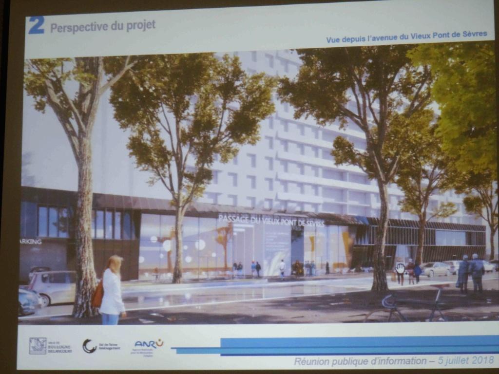 Rénovation du passage commercial du quartier du Pont de Sèvres Dsc08658