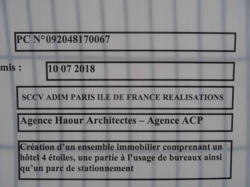 Hôtel 4 étoiles Meudon Campus Dsc08916