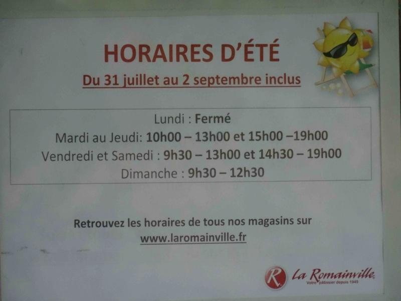 Patisserie La Romainville Dsc09212