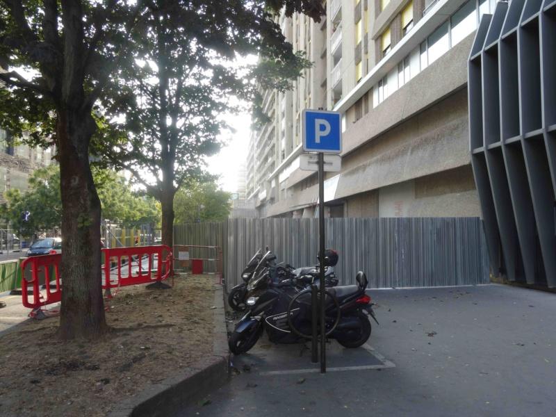 Rénovation du passage commercial du quartier du Pont de Sèvres Dsc09853