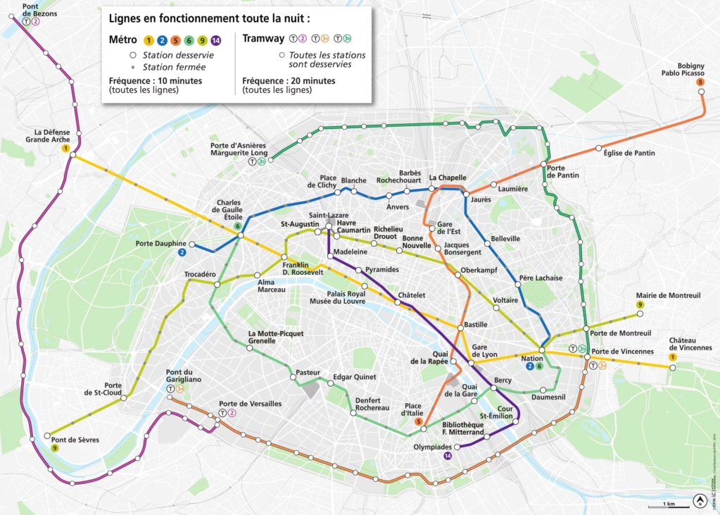 Métro ligne 9 Paris_11