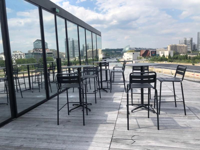 Meudon Campus Roofto12