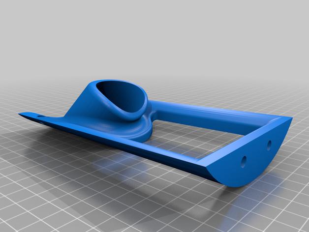Projet de bricolage - besoin d'une bonne âme ayant une imprimante 3D Chutem10