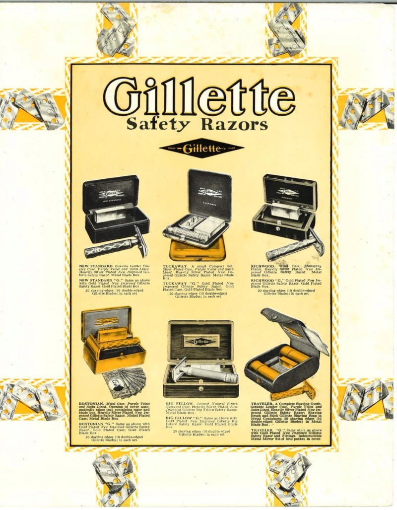 Boîte Gillette Single Ring ou New improved ? Gillet10