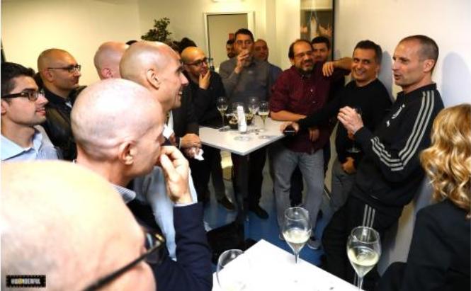 Grazie MAX - Sampdoria-Juventus 2019.05.26. 18:00 Digi1  Allegr10