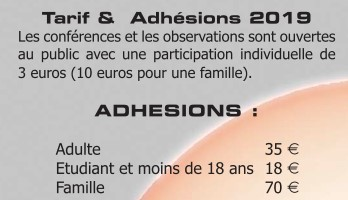L'association, l'observatoire... Ad10