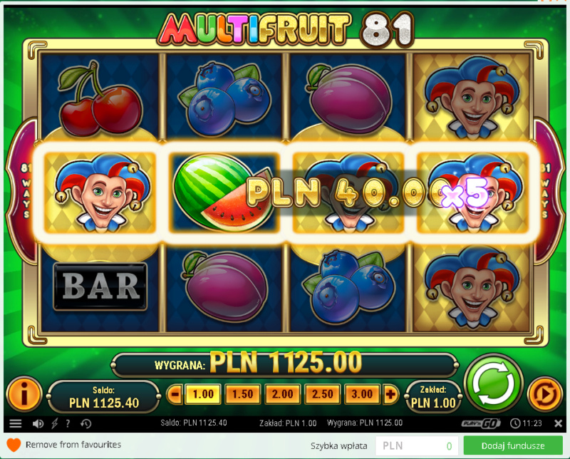 Screenshoty naszych wygranych (minimum 200zł - 50 euro) - kasyno - Page 19 112510
