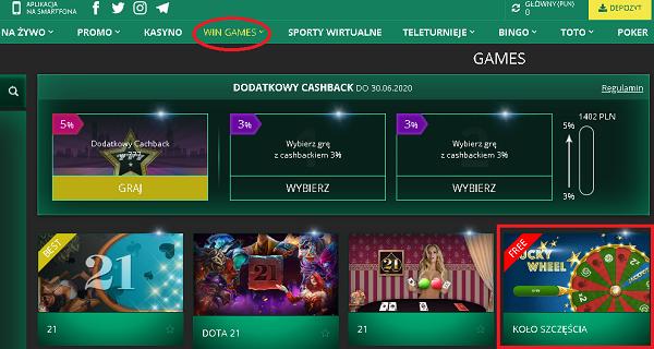 Betwinner kasyno online darmowe bonusy 123