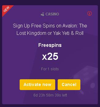 Casitsu kasyno online 25 darmowych spinów bez depozytu 12310