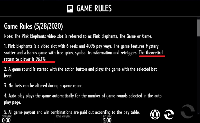 Wszystko o RTP (Return To Player) - czy da się oszukać automaty do gier? Pink210