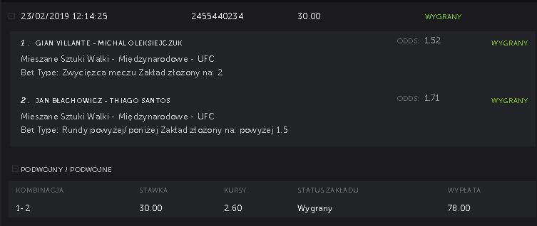 UFC - typy, analiza, ogólna dyskusja Ufc10