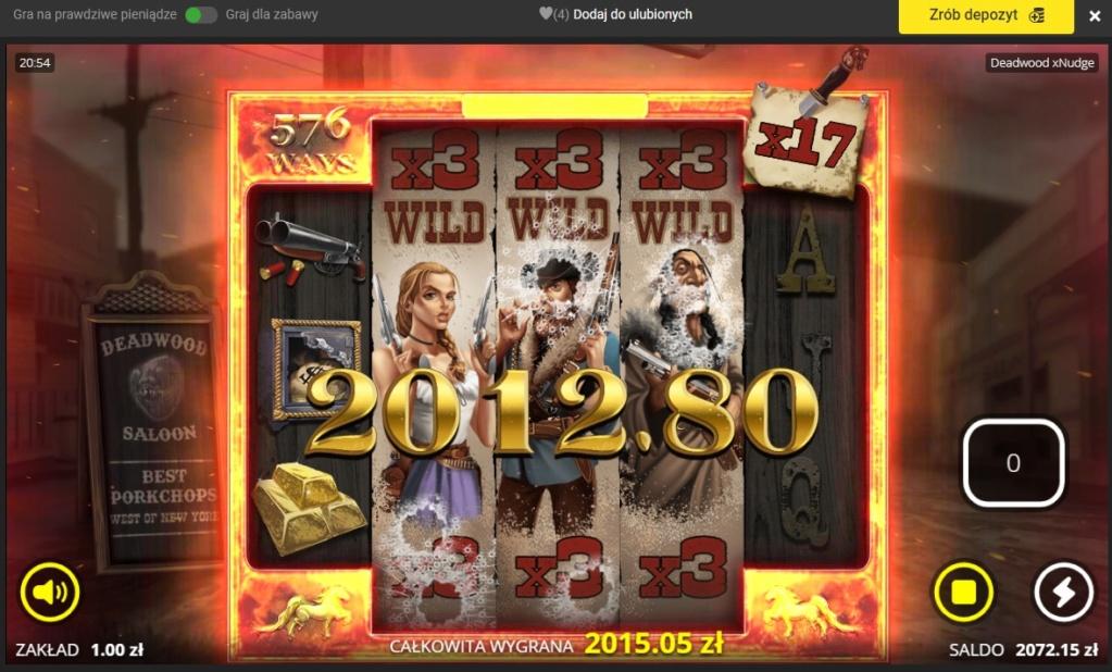 Screenshoty naszych wygranych (minimum 200zł - 50 euro) - kasyno - Page 43 Deadwo10