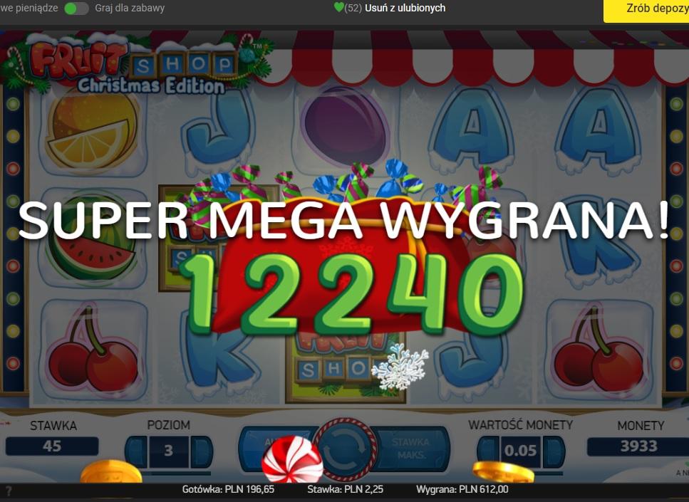 Screenshoty naszych wygranych (minimum 200zł - 50 euro) - kasyno - Page 43 Fruit_18