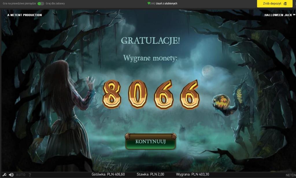 Screenshoty naszych wygranych (minimum 200zł - 50 euro) - kasyno - Page 34 Hallow12