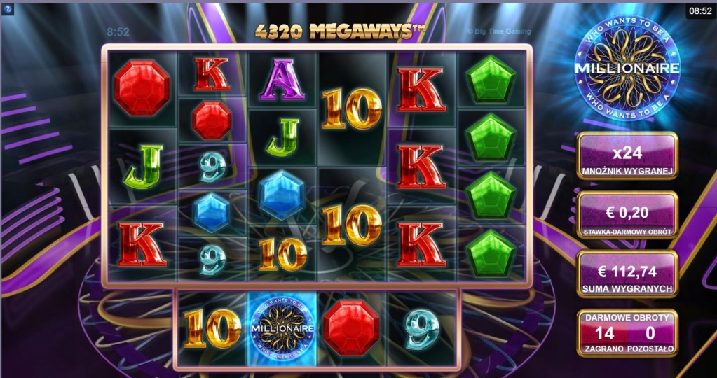 Screenshoty naszych wygranych (minimum 200zł - 50 euro) - kasyno - Page 32 Millio10