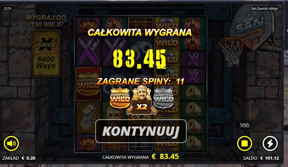 Screenshoty naszych wygranych (minimum 200zł - 50 euro) - kasyno - Page 14 San_qu10
