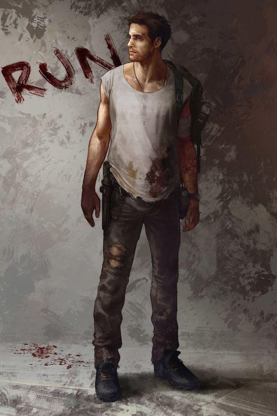 Les Survivants - 2077 2d426210