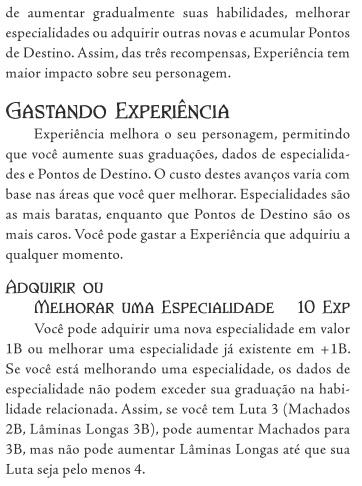 Além da Muralha - EXPERIÊNCIA Exp210