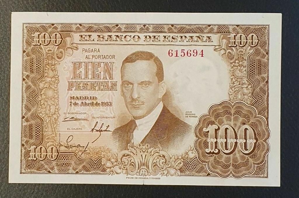 Investigación - Billetes de 100 pts 1953 Romero de Torres 010