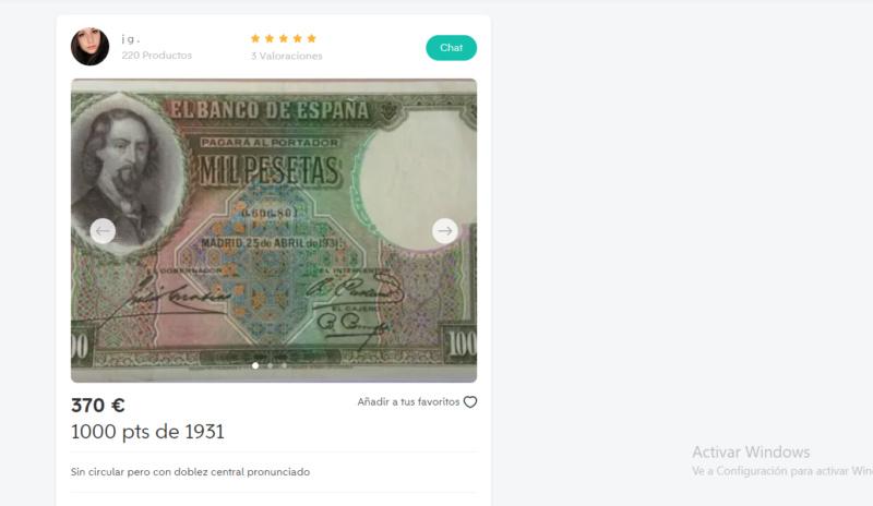 1000 Pesetas Jose Zorrilla precios y estimaciones  - Página 3 06068010