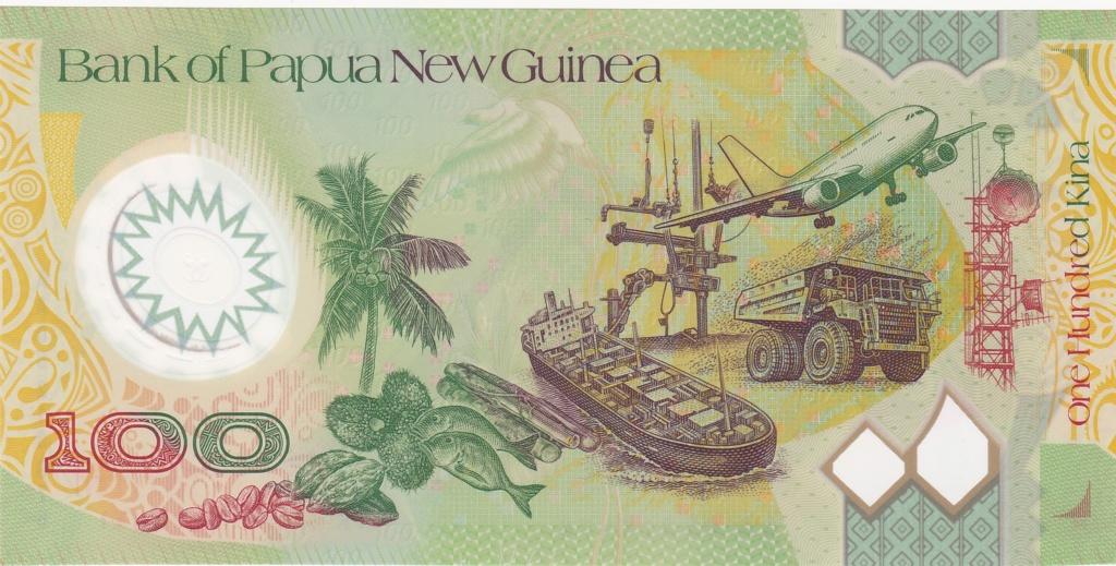 ¿Se pueden coleccionar todos los billetes de un país? PAPUA NUEVA GUINEA 100_ki11