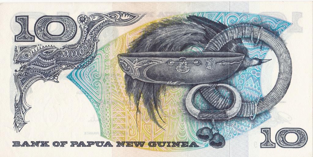 ¿Se pueden coleccionar todos los billetes de un país? PAPUA NUEVA GUINEA 10_kin11
